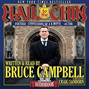 Hail to the Chin Audiobook
