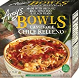 Amy's Chili Rellenos Bowl 9 oz, Pack of 12