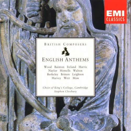 English Max 71% OFF Anthems British New York Mall Composers