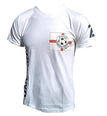 Ticila Herren T Shirt Football Gods England Fussball Wm Em