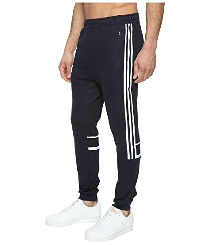 pantalon zip genoux homme adida