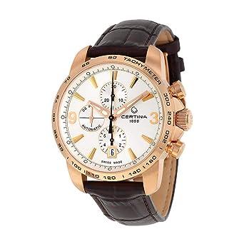 CERTINA DS PODIUM RELOJ DE HOMBRE AUTOMÁTICO C001.427.36.037.00: Amazon.es: Relojes