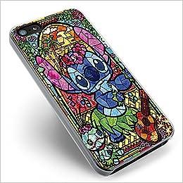 Teenage Lilo With Stitch iphone case