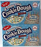 #9: Birthday Cake Cookie Dough Bites With Sprinkles 3.1 Oz Box (2 Pack - 6.2 Oz Total)