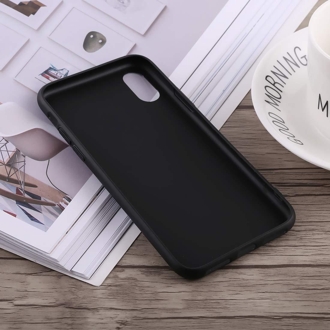 Color : Color2 YKDY Coque de Motif Luffy en TPU pour iPhone XS//X