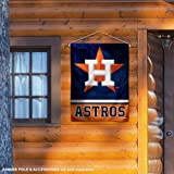 WinCraft Houston Astros Two Sided House Flag