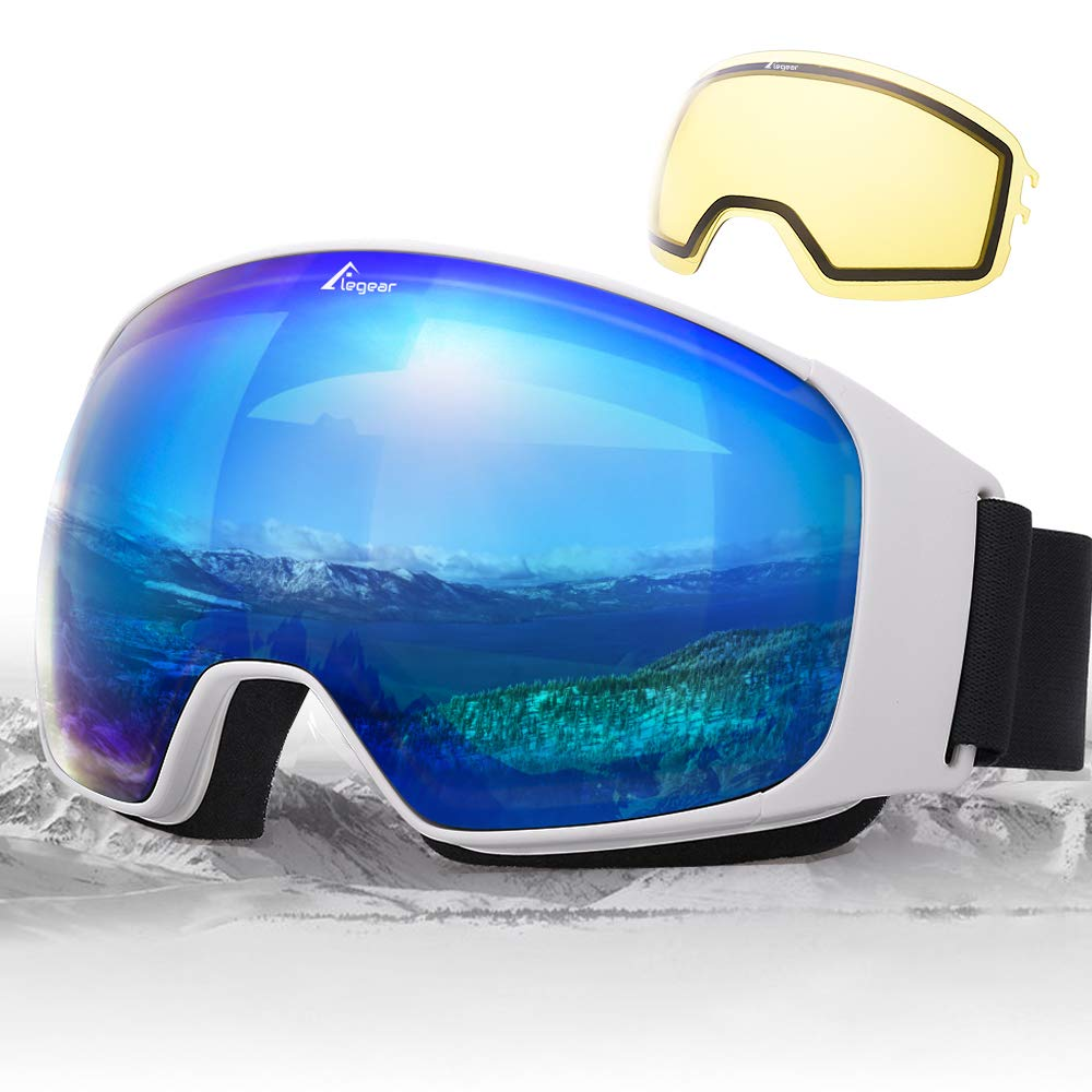 70% discount on Elegear Ski Goggles Frameless, Snowboard ...
