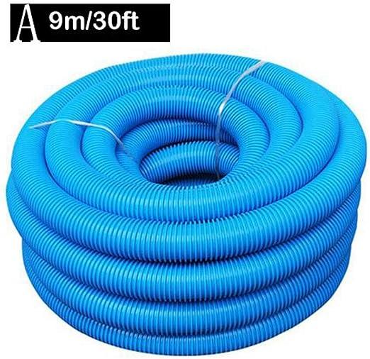 Foreverwen manguera de aspiradora para alberca – tubo de succión resistente para limpieza de manguera de piscina