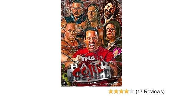 wyprzedaż w sprzedaży o rozsądnej cenie bardzo popularny Amazon.com: Tna Wrestling: Hardcore Justice 2010: Tna ...