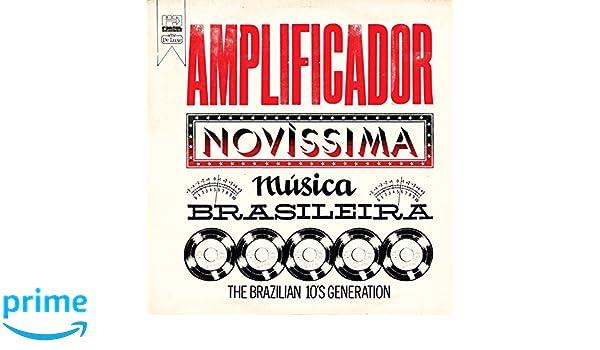 VARIOUS ARTISTS - Amplificador: Novissima Musica Brasileira - Amazon.com Music