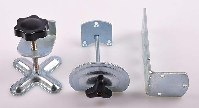 Isel® Alu Monitor Tisch Halterung 9 Kg inkl USB Port bis 42 Zoll Schwenkarm