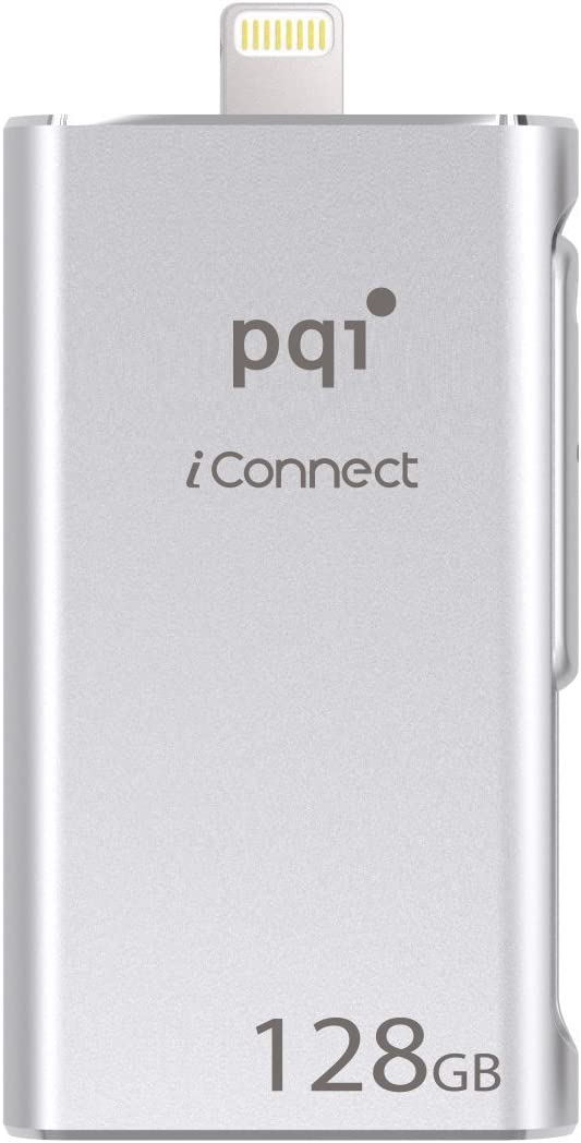 iConnect 64 GB Mobile Flash Drive w// Lightning Connector for iPhones Apple MFi Gold iPads iPod Mac /& PC USB 3.0