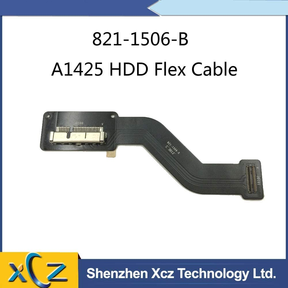 Computer Cables HDD Cable for Apple MacBook Pro 13 Retina A1425 HDD Hard Drive Flex Cable 593-1506-B MD212 ME662 Late 2012 Early 2013 Year Cable Length: 1PCS