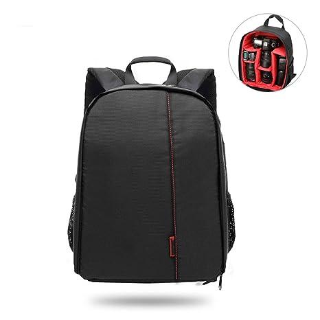 Bolsa impermeable para cámara, portátil, mochila de cámara, mochila informal, bolsa de