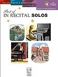Helen Marlais: The FJH Pianist's Curriculum - Best Of In R.... / ヘレン・ マーレイ: FJH ピアニストのカリキュラム - ベスト・オブ・イン・リサイタル・ソロピアノ 楽譜