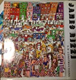 Three-D Constructions, James Rizzi, 0936598026
