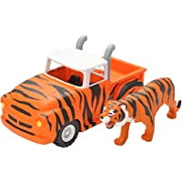 Wild Republic Adventure Series Pick Up Tiger Playset