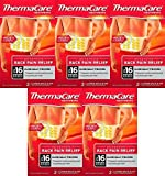 - ThermaCare Lower Back Heat Wrap (5 Bundle) by ThermaCare