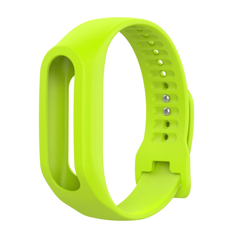 Meiruo Bracelet Silicone de Rechange pour TomTom Touch