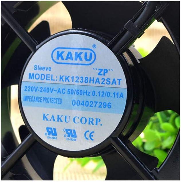 Cytom for Card KAKU KA1238HA2SAT 12CM 12038 0.12A 220V axial Flow Cooling Fan