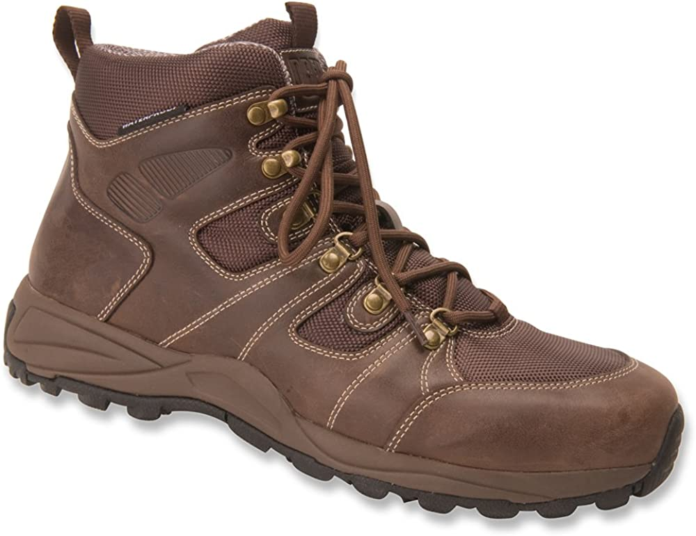 Drew Trek Men's Boot 9.5 6E US Brown