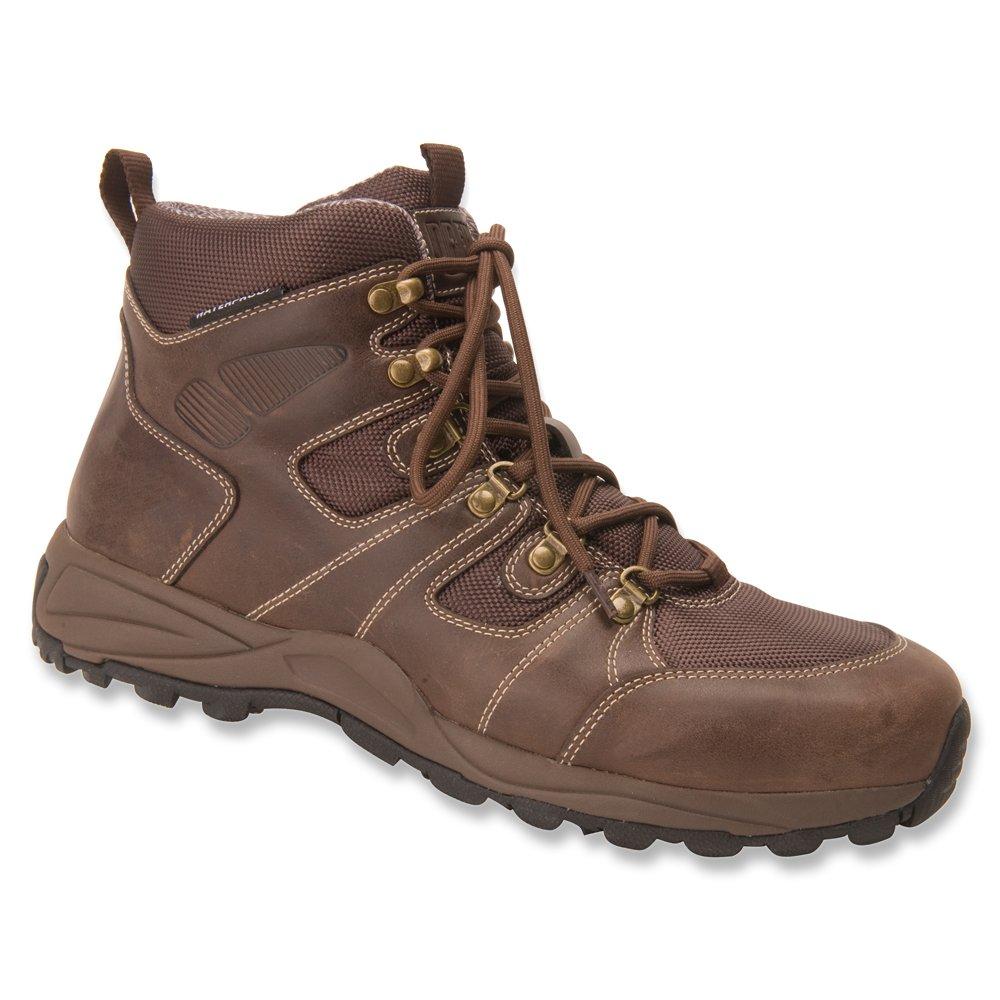 Drew Shoe メンズ B00NTQBJY8 Dark Brown 10.5 6E US