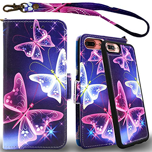 Detachable Tempered Enhanced Magnetic Butterfly