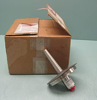 Amazon Com 1 150 Flanged 316ss Thermowell Ashcroft 10w04002hf260sr150 New In Open Box Industrial Scientific