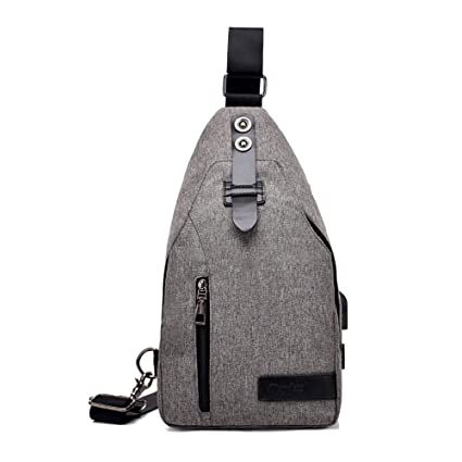 a475dc999698 YMNL Shoulder Bag - USB Phone Charging Laptop Photography Fashion Smart  Waterproof Backpack - Men s and