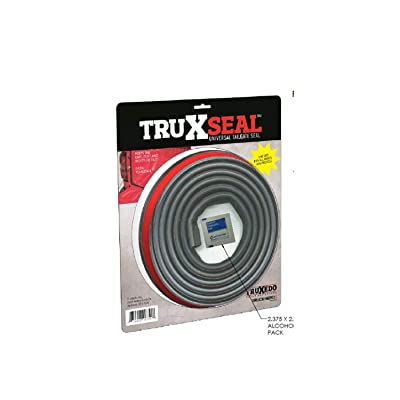 TruXseal Universal Tailgate Seal | 1703206 | Universal Fitment: Automotive