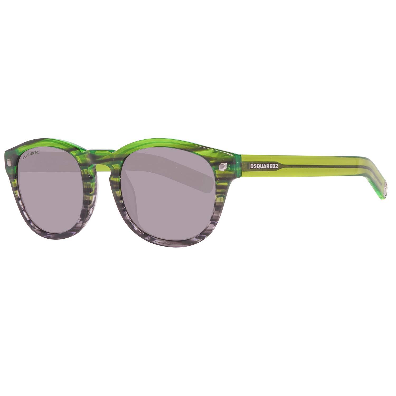 DSQUARED2 Sonnenbrille Dq0187 95a 49 Gafas de sol, Verde ...