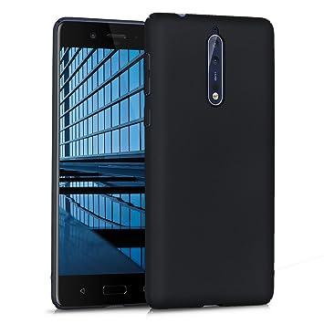 kwmobile Funda para Nokia 8 - Carcasa Protectora Dura para móvil ...