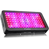 LED Grow Light, Zanflare 1200W Double Chips Full Spectrum Plant Grow Light with UV and IR for Greenhouse Hydroponic Indoor Plants Veg and Flower