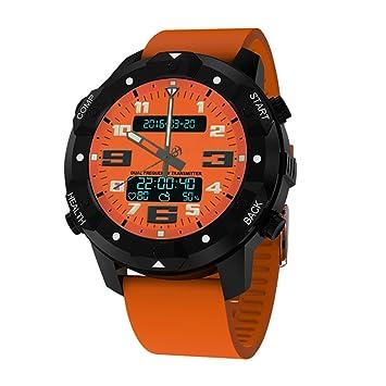 PINCHU MF3 GPS Smart Watch Teléfono Frecuencia Cardíaca SIM WiFi Despertador Impermeable Reloj Inteligente Relojes Deportivos