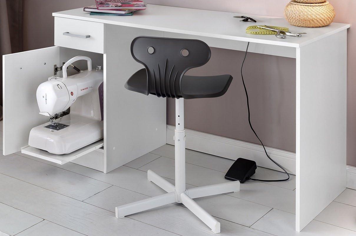 bv-v 3232 Moebel Table de travail Blanc