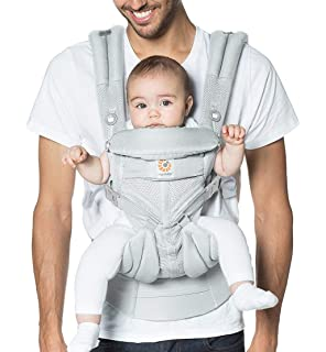 159d052d38d Ergobaby OMNI 360 Cool Air Mesh Ergonomic Baby Carrier All Carry Positions