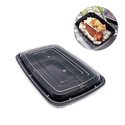 Chengstore - Recipientes para comida Reutilizables recipientes de ...