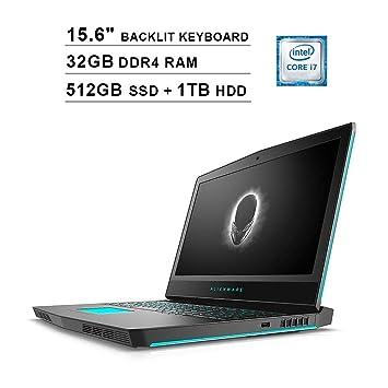 Amazon.com: Dell Alienware 17 R5 17.3 Inch FHD 1080P Gaming ...