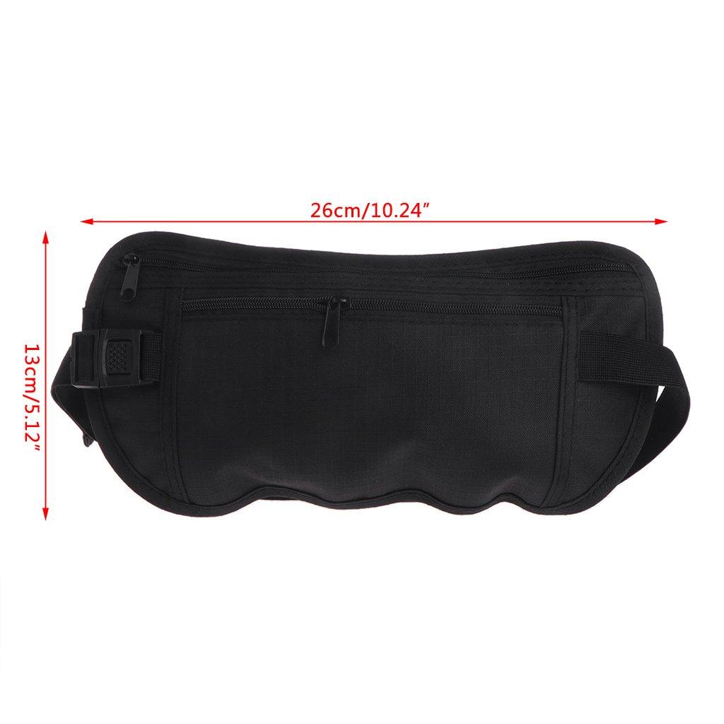Horoshop Fanny Pack Waist Bag Travel Pocket with Adjustable Belt For Workout Vacation