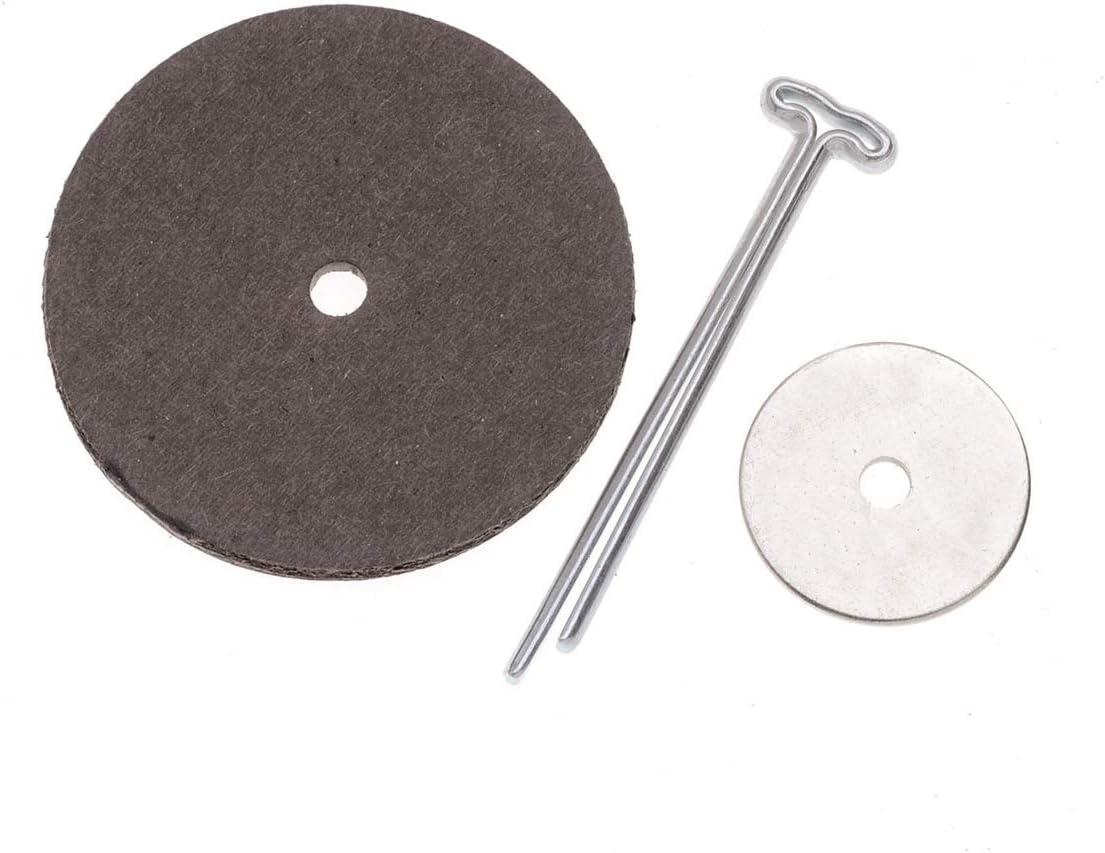 40mm Brown Glorex 0 4656 21 Cardboard Joint Discs