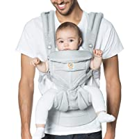 Ergobaby Carrier, Omni 360 All Carry Positions Baby Carrier with Cool Air Mesh,...