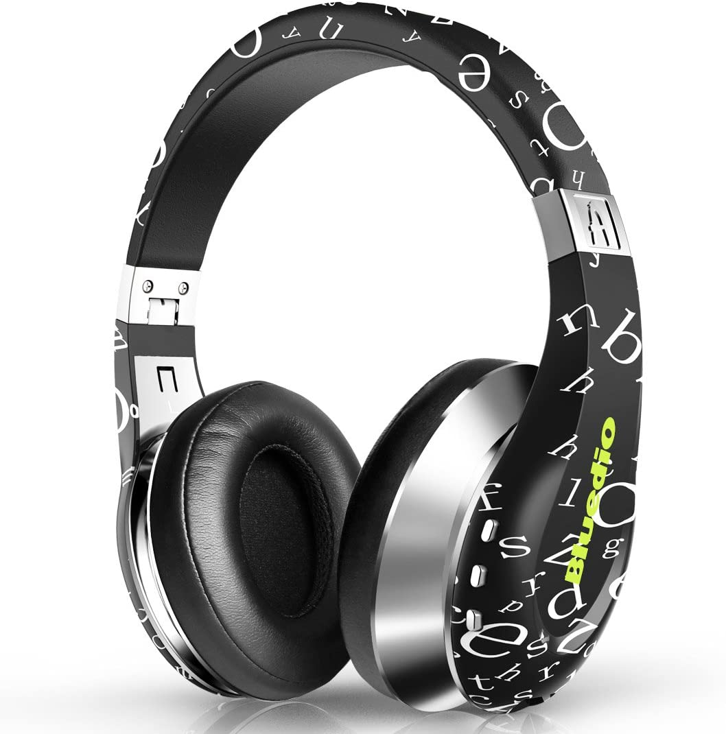 Bluedio A (Aire) Elegante inalámbrico Bluetooth Auriculares con micrófono