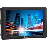 "Ikan DH7 7"" 4K Signal Support 1920x1200 HDMI On -Camera Field Monitor for Canon LP-E6 and Sony L (Black)"
