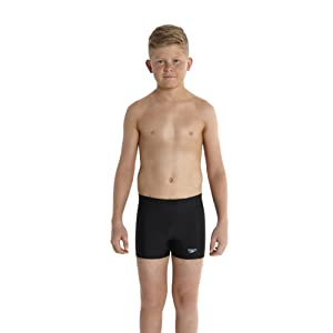 Speedo Sports Logo Panel Aqua Short de bain Garçon