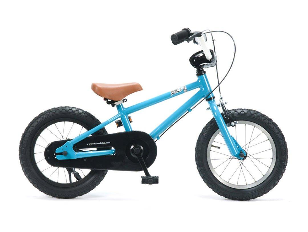 Wynn 14インチ BMXスタイル@25920 14inch STRIDERの次に(キックスタンドは付属しません) 【3歳~6歳向け】【キッズ ジュニア用】【 自転車 サイクル 】 B07C1B45DB BLUE BLUE