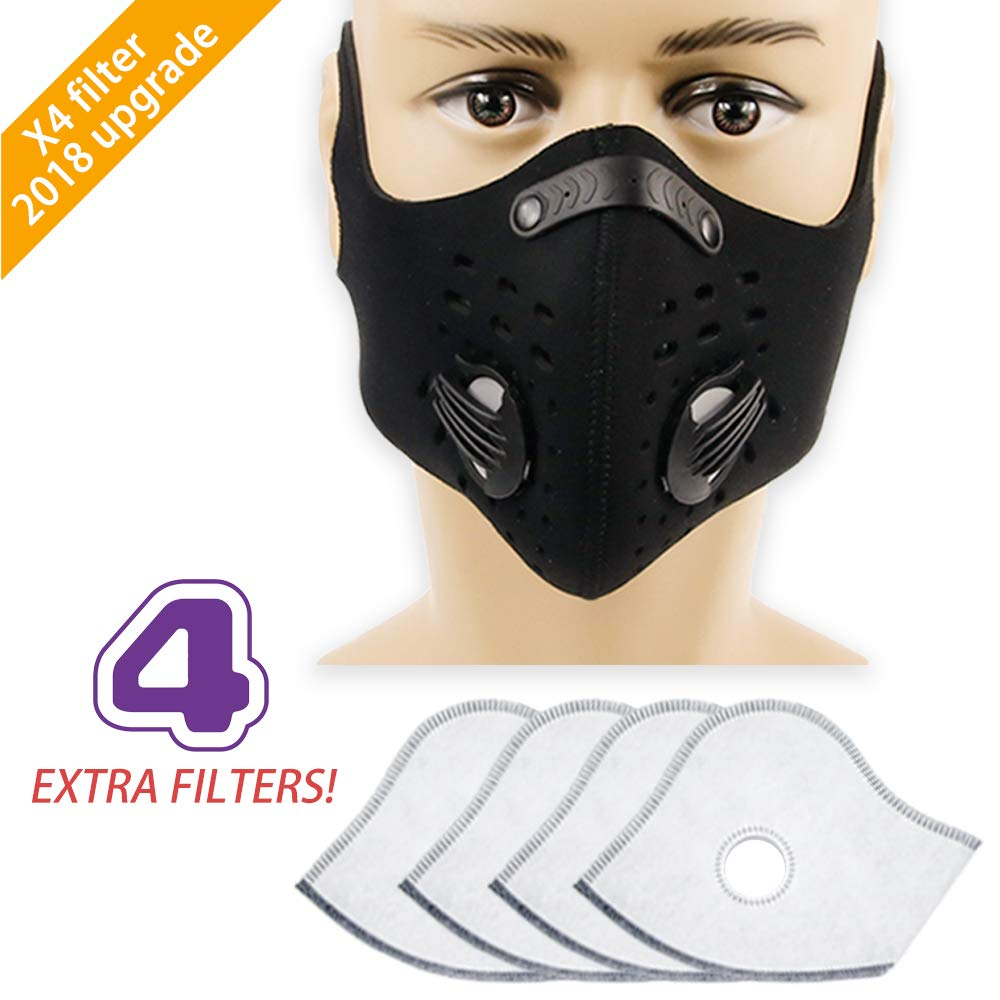 Cycorld Activated Carbon Dustproof Mask Cycorld-not OEM CFORWARD