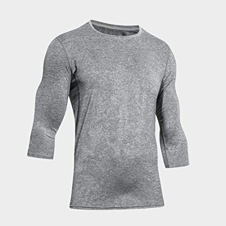 Inicial Camisa de compresión para Hombre, Chaleco Antideslizante ...