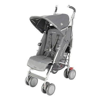 6811a9466 Maclaren Techno XT - Silla de paseo, color gris: Amazon.es: Bebé