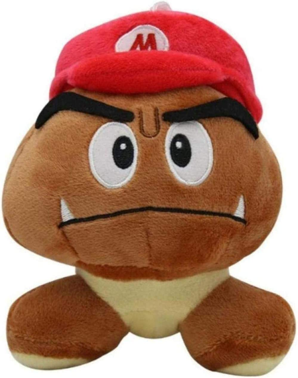 N D Stuffed Toy Super Mario Poisonous Mushroom Goomba Plush Doll