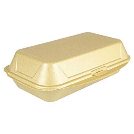 Pick d Pack - Caja porex oro 240 x 133 x 75 mm
